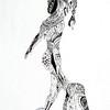 """Unity"" (watercolor on paper) by Yogendra Rmodak"