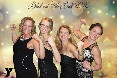 Black and White Ball 2018