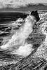 Crashing Waves at Cape Kiwanda, OR