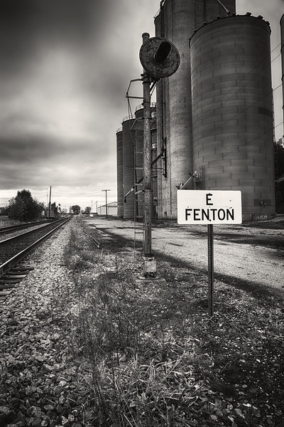 After the Harvest, Fenton, Illinois #2