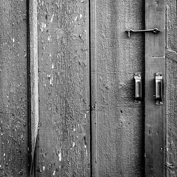Barn Door Detail