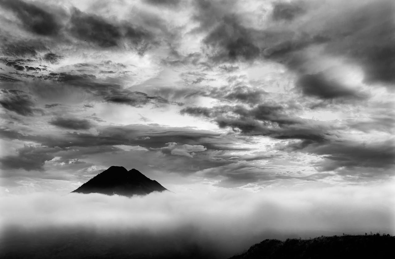 Batur Rising