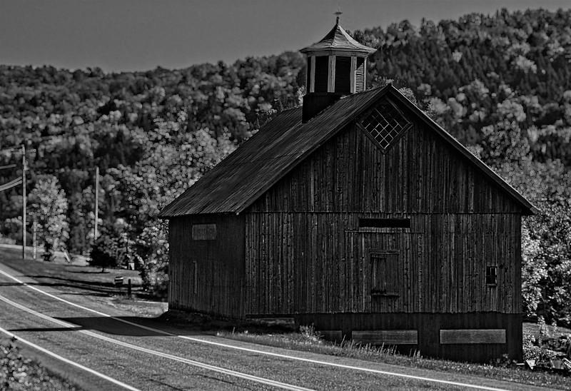 Barn, Hardwick, VT