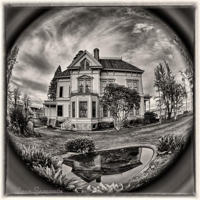 Flavel House, Astoria, Oregon