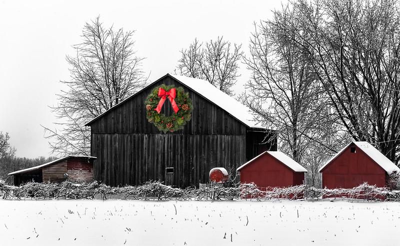 Christmas Barn; Frankenmuth, Michigan