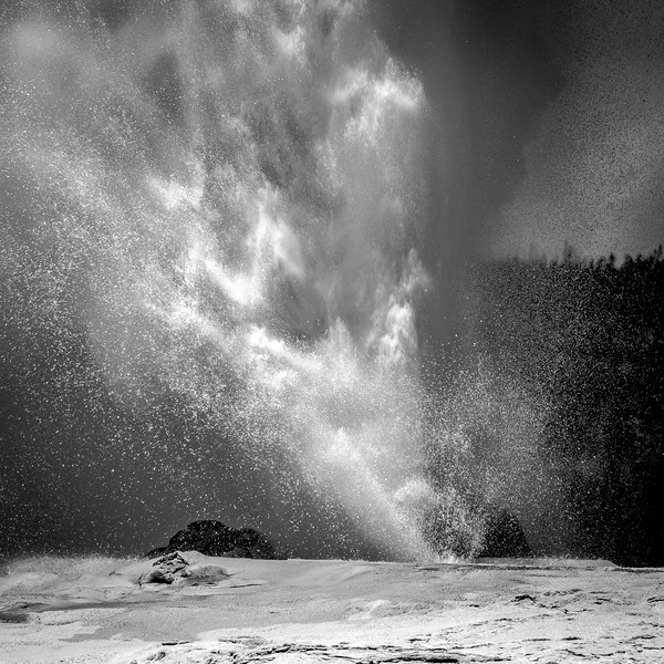 Old Faithful, Yellowstone National Park