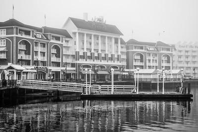 Disney World Resorts. The Boardwalk