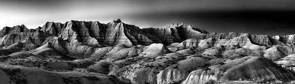 Badlands NP Sunset 9.0