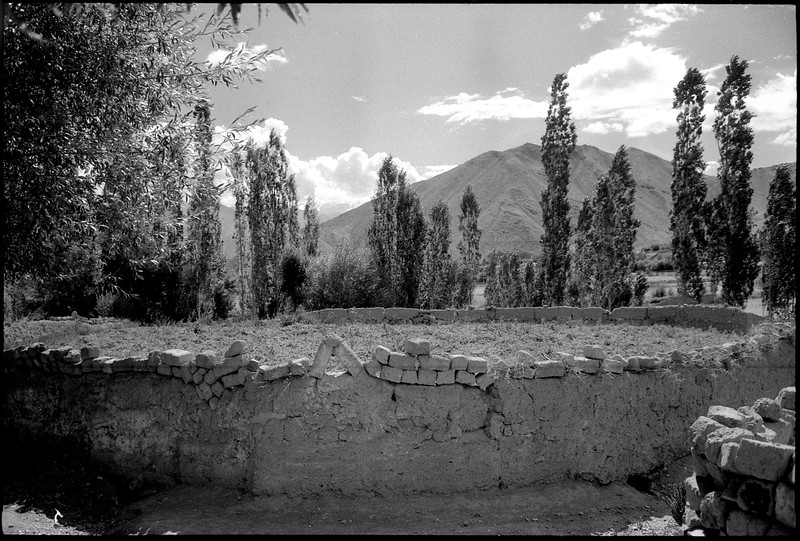 Ladakh, 1987.