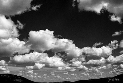 Big Bend Sky