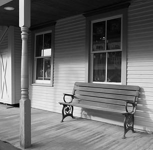 Porch / Waitsfield, Vermont