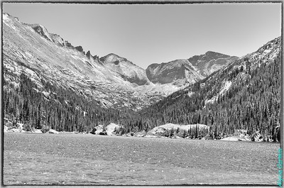 Mills Lake, Colorado