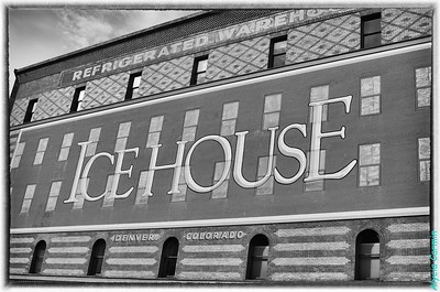 Downtown Denver - the Ice House