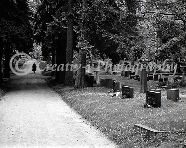 The Widow- Tamela Cemetary, Tamela Finland