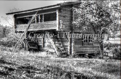 """Finnish Farm """"Aitta"""" 02"""