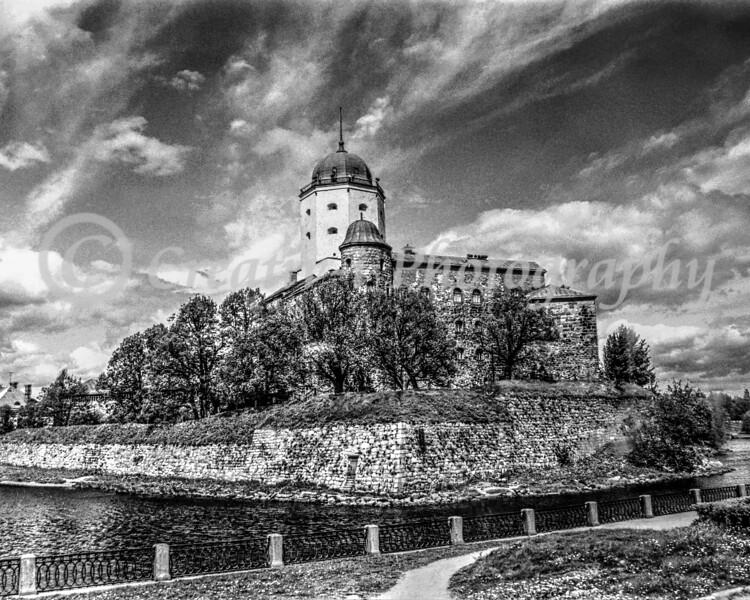 Viipuri (Vyborg) Castle- Karelia, Russia 1986