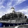 Viipuri (Vyborg) Castle- Karelia, Russia tinted 02