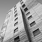 Crinckly Building