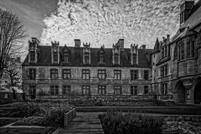 Hôtel de Cluny Paris France