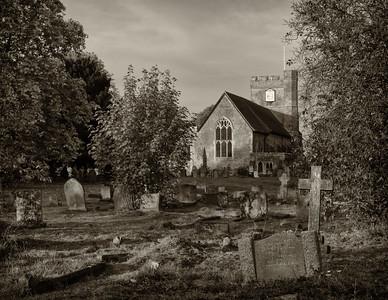 "St Peter & St Paul Church ""Headcorn Kent"""