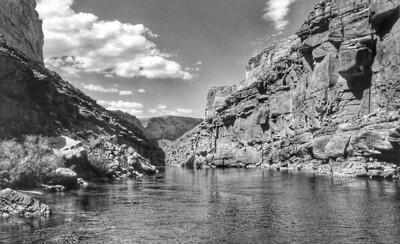 Colorado River, Grand Canyon, AZ