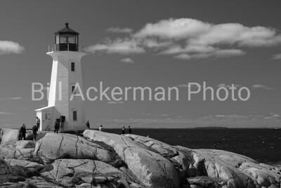 Lighthouse, Nova Scotia