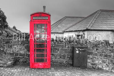 Phone Booth, Northern Ireland