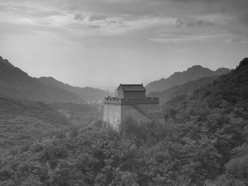 Sentry tower, Great Wall of China