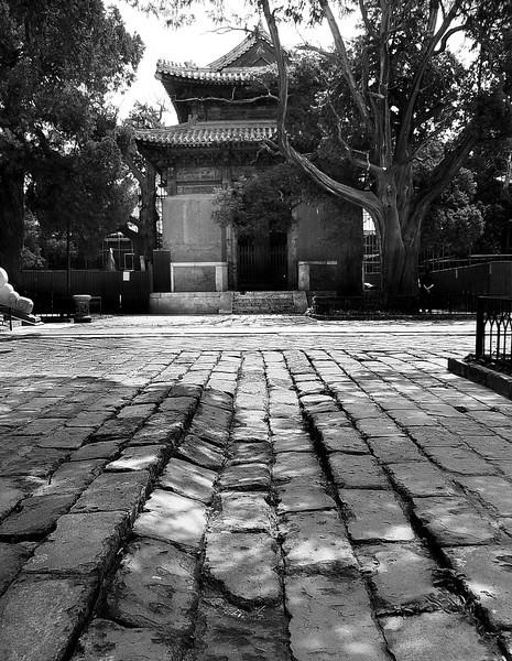 Confucian Temple, Beijing