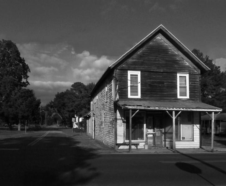 Girdletree, Maryland.