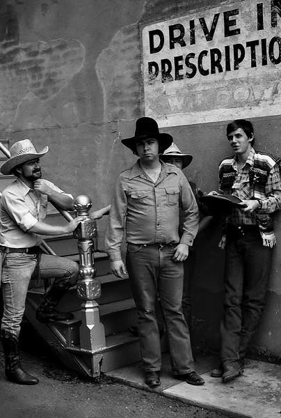 Austin, Texas. June 1985.