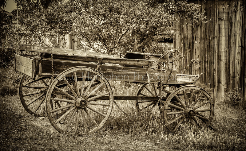 Virginia City Wagon