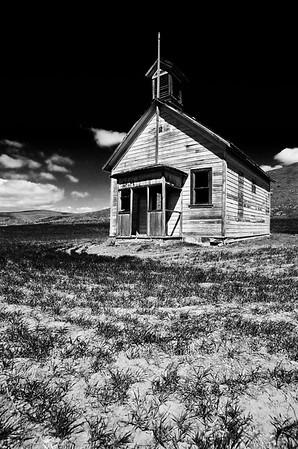 Abandoned Schoolhouse