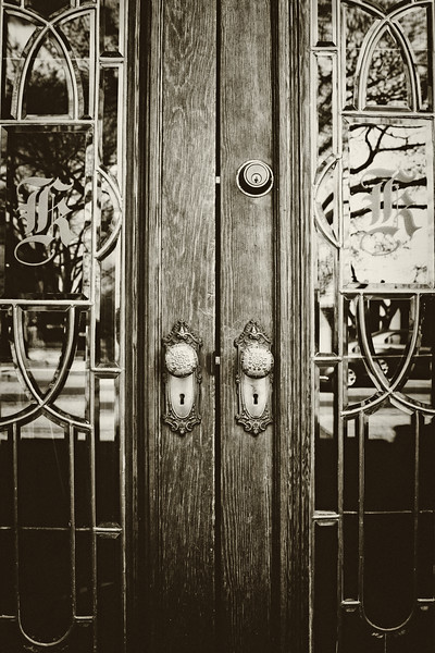 Doorway to Another Time