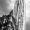 Eclectic Skyline 10x15 c