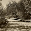 The Haunted Bridge II in Sepia