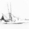 Shrimp Boat-Monochrome