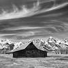 Moulton Barn<br /> Outside Jackson Hole, WY