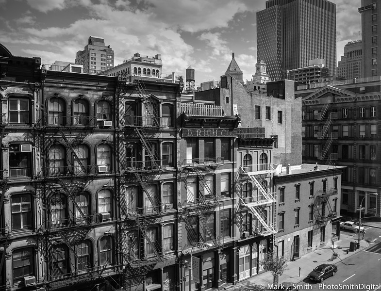 New York City - SOHO