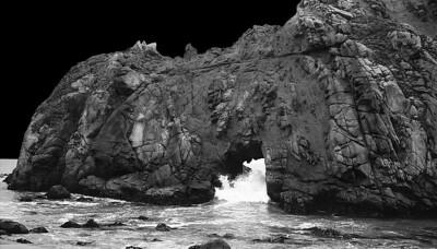 Big Sur -  Scanned from medium format film