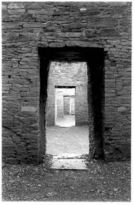 Chaco Canyon: