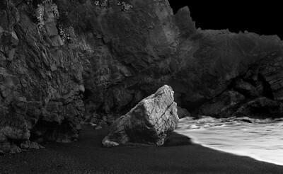 Big Sur   Scanned from medium format film