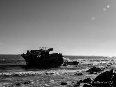 20210306 Meisho Maru Shipwreck, Struisbaai, Western Cape