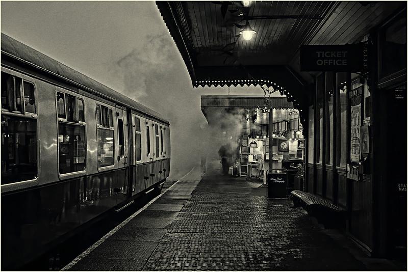 Bo'ness Station - 3 November 2019
