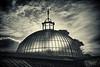 Kibble Palace at Glasgow Botanical Gardens - 11 October 2021