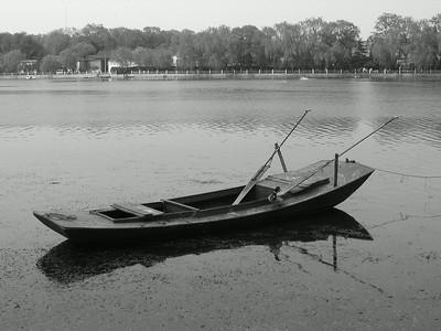Houhai lake, Beijing, China