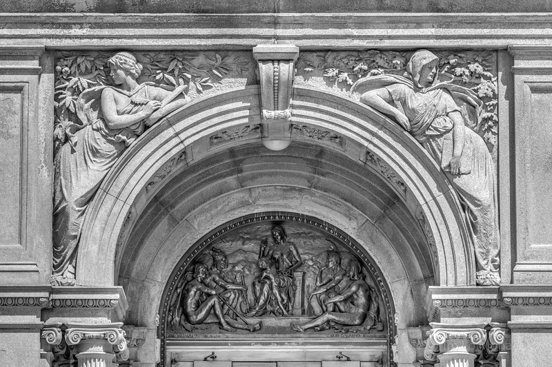 Library of Congress Stonework