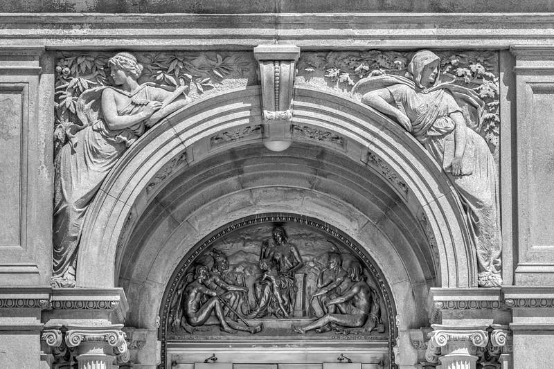 Library of Congress Stonework