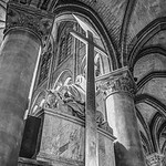 Notre Dame High Altar [BW]