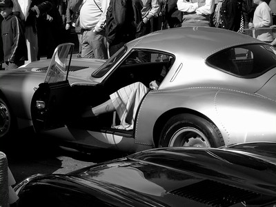Goodwood Revival vintage motor race weekend